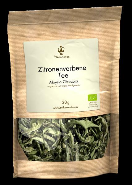 Zitronenverbene Tee handgeerntet, Kreta 20 g