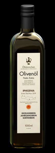 Ölkännchen Iphigenia gU Messara 1000 ml, Ernte Okt./Nov. 2019