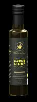 Carob Sirup aus Kreta (Rohkostqualität) 350 gr.-Glasflasche