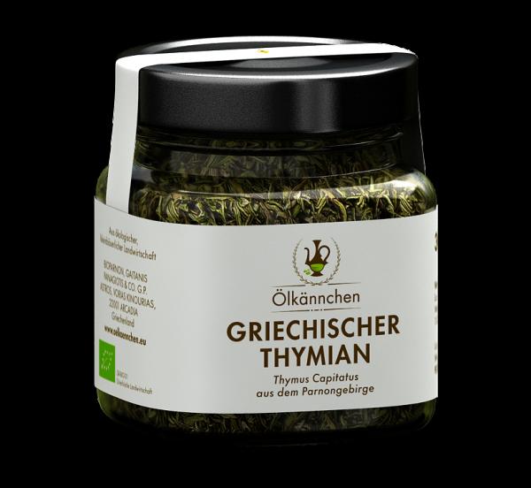 Thymian aus dem Parnongebirge 30g-Glas