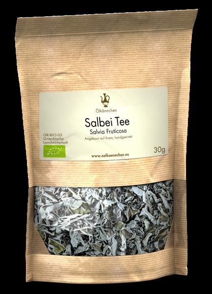 Salbei Tee handgeerntet, Kreta 30 g