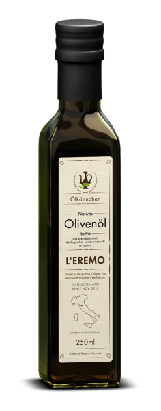 Ölkännchen L'EREMO Toskana (IT) 250 ml, SONDERPREIS Ernte Herbst 2018